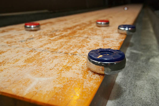 SOLO® Shuffleboard Movers Kent, Washington.